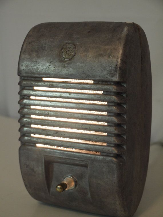 Vintage drive in movie theater light fixture sconce art ...