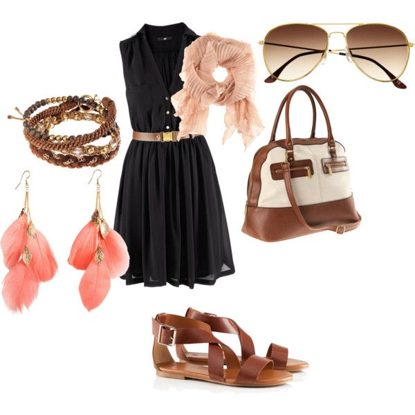 H Earthy, created by kyracoleman on Polyvore
