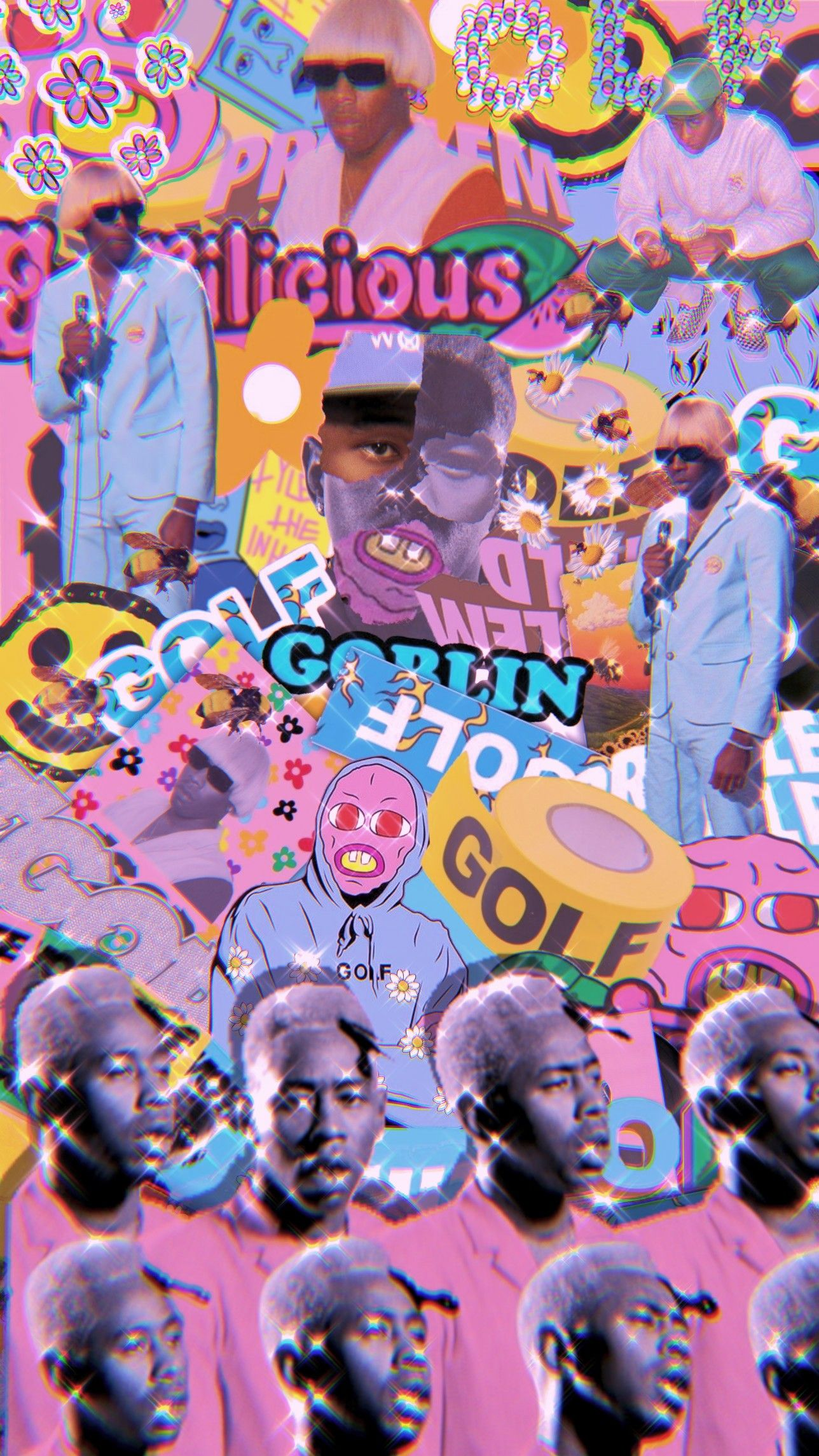 𝙄𝙂𝙊𝙍 Tyler The Creator Wallpaper Pink Tumblr Aesthetic Tyler The Creator