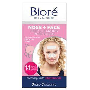 Photo of Biore Deep Cleansing Pore Strips, 14 ct | CVS