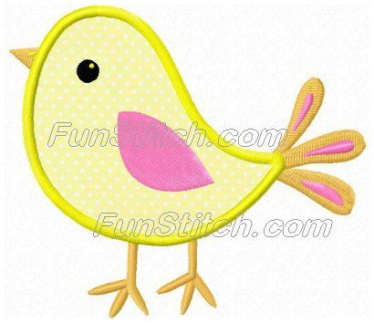 Search for Embroidery Designs Sweet Birdie