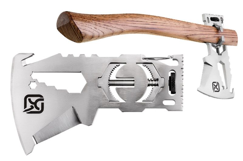 Photo of Axehead Multi-Tool Attaches To Any Stick | GearJunkie