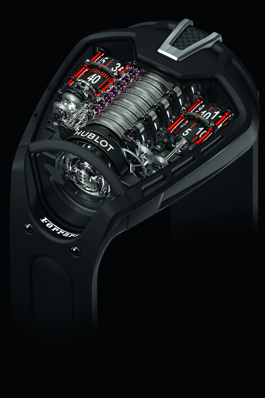 Masterpiece Mp 05 Laferrari Ferrari Watch Hublot Watches Hublot