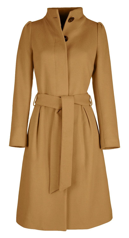 Alice Kleidung Business Mode Und Wollmantel