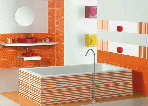 Bathroom...Agatha Ruiz De la prada...Gorgeous!!