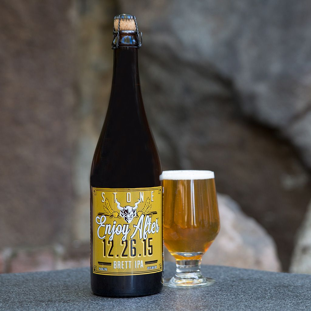 Stone Brewing Releases an IPA That's Meant to Be Aged   FWx
