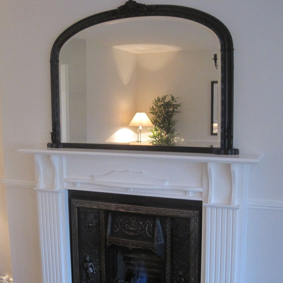 mirrors over fireplace ideas mantels decorating with design home