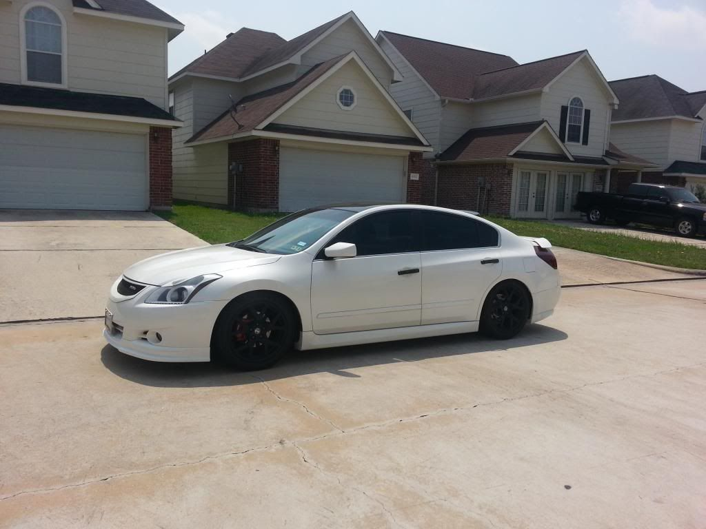 2015 altima black rims - Google Search