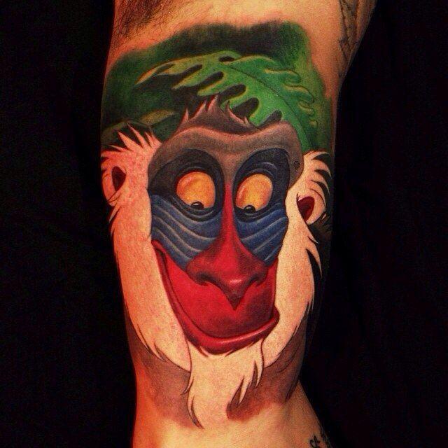 The lion king Carlos Rojas | Disney tattoos, Tattoos, Lion ...