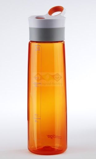 529b4e12317 CONTIGO Butelka na wodę/bidon GRACE pomarańczowa | Fit style ...