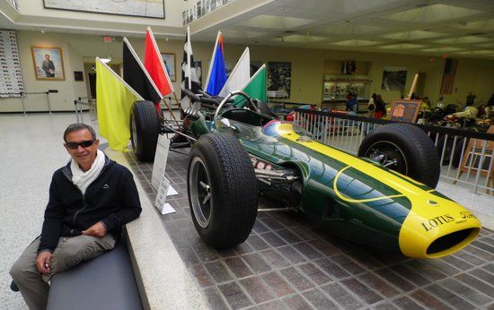 Indianapolis Motor Speedway Museum Indianapolis Picture Jim Clark Check Out Tripadvisor Members 39 Indianapolis Motor Speedway Indianapolis Trip Advisor