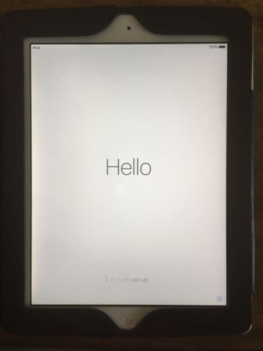 iPad 2 Wi-Fi 16GB White  Model A1395 https://t.co/UFpm6EgkxE https://t.co/SlrVtKuc7s