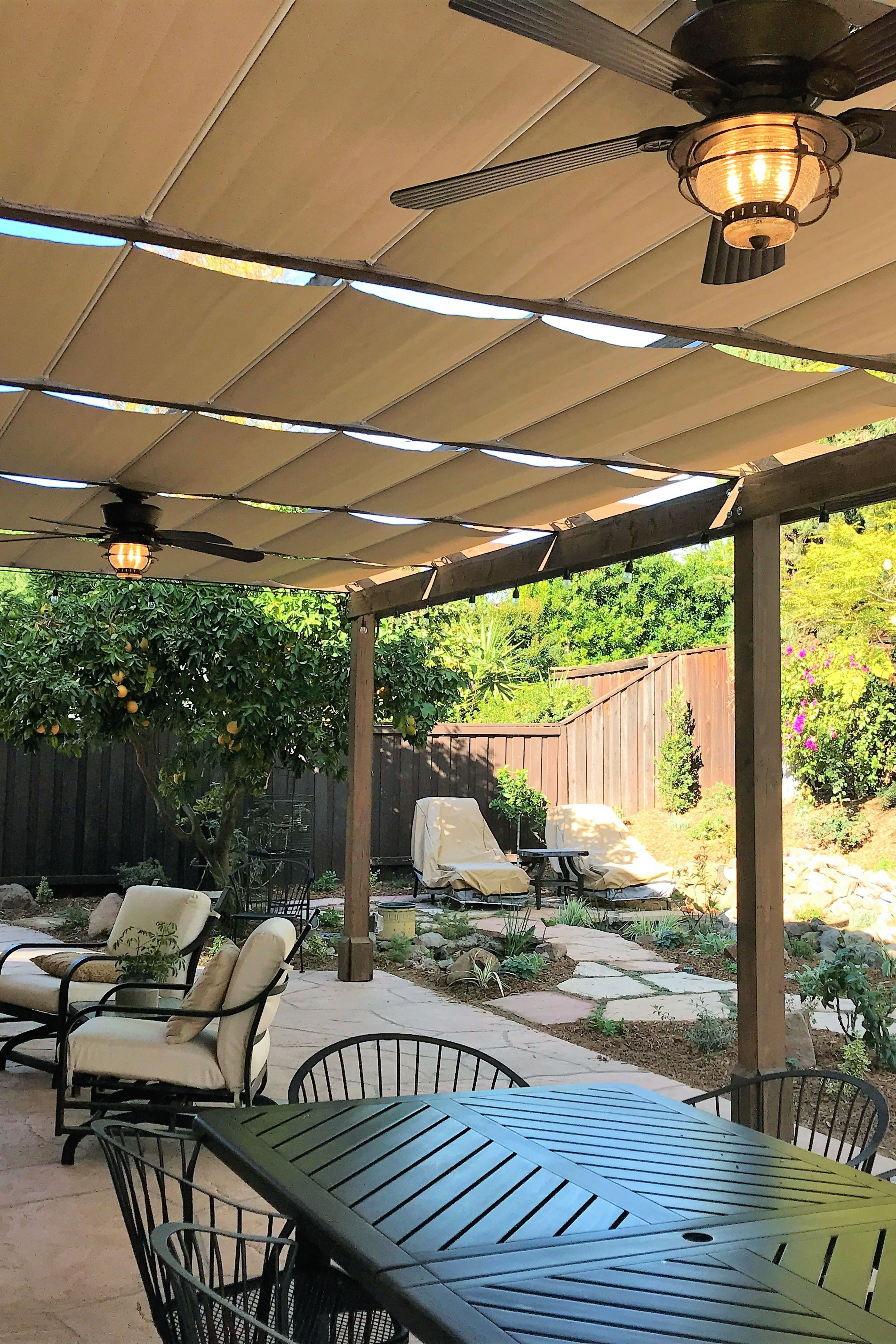 These Are Made From The Top Grade Sunbrella Marina Waterproof Fabrics With 100 S Of Available Colors And Patterns To Choose F Pergola Shade Cover Patio Canopy