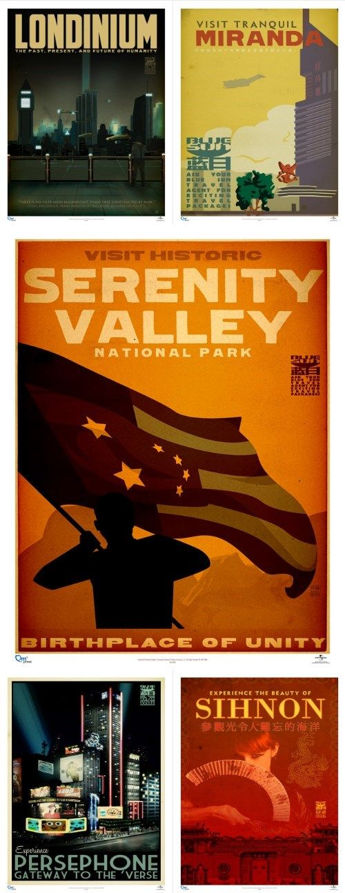 Firefly Posters