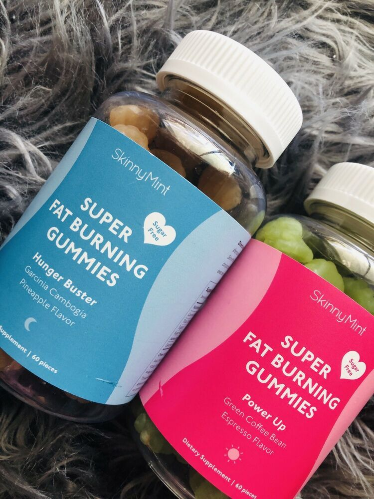 Details about Skinny Mint Gummies (2 pack) in 2019 Mint