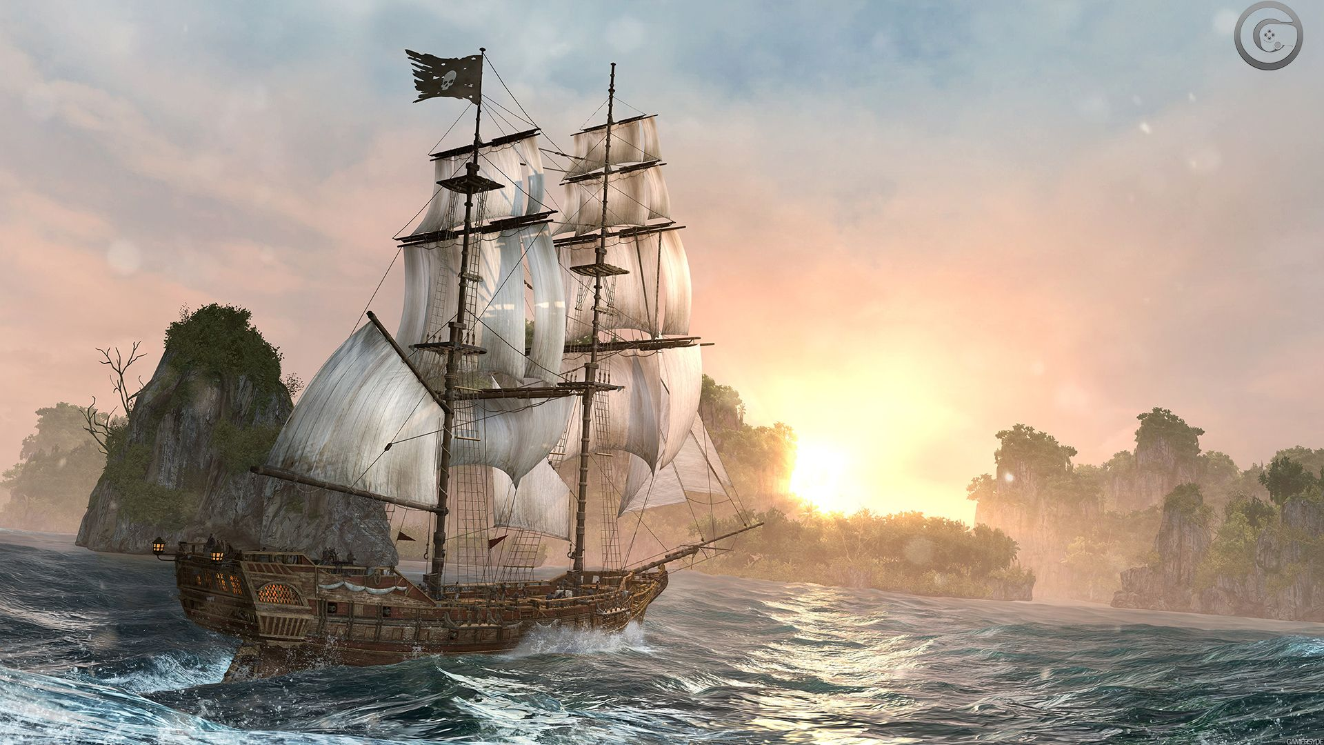 Assassin S Creed Iv Black Flag Hd Wallpapers Assassin S Creed Wallpaper Background Images Assassins Creed Black Flag