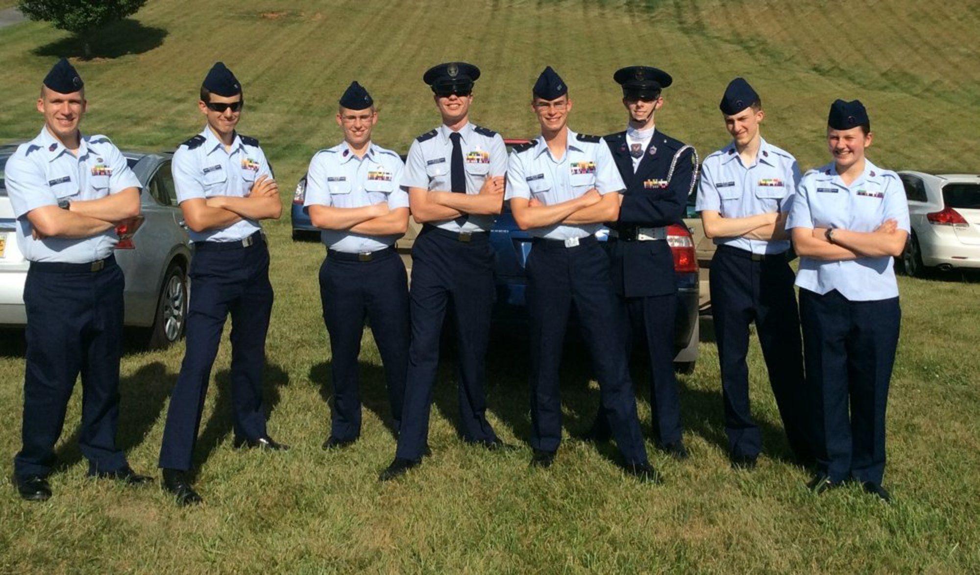 5 Reasons You Should Be A Civil Air Patrol Cadet Civil