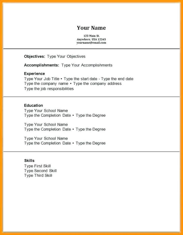 resume template teenager 8 resume for teenager with no