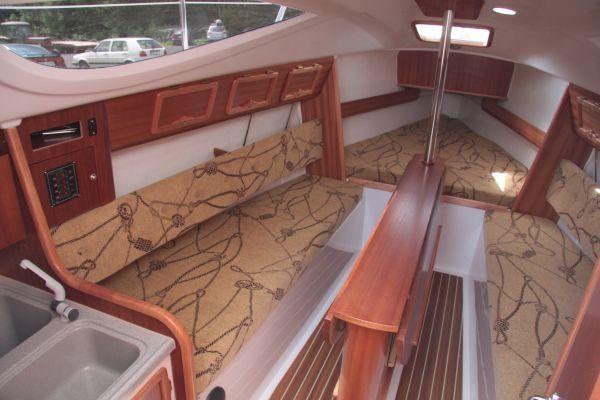 Barca a vela da crociera / con poppa aperta / a chiglia retrattile - MAXUS 24 EVO - Northman Krysztof Stepniak