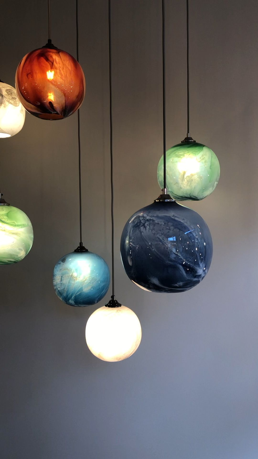 Mineral lights