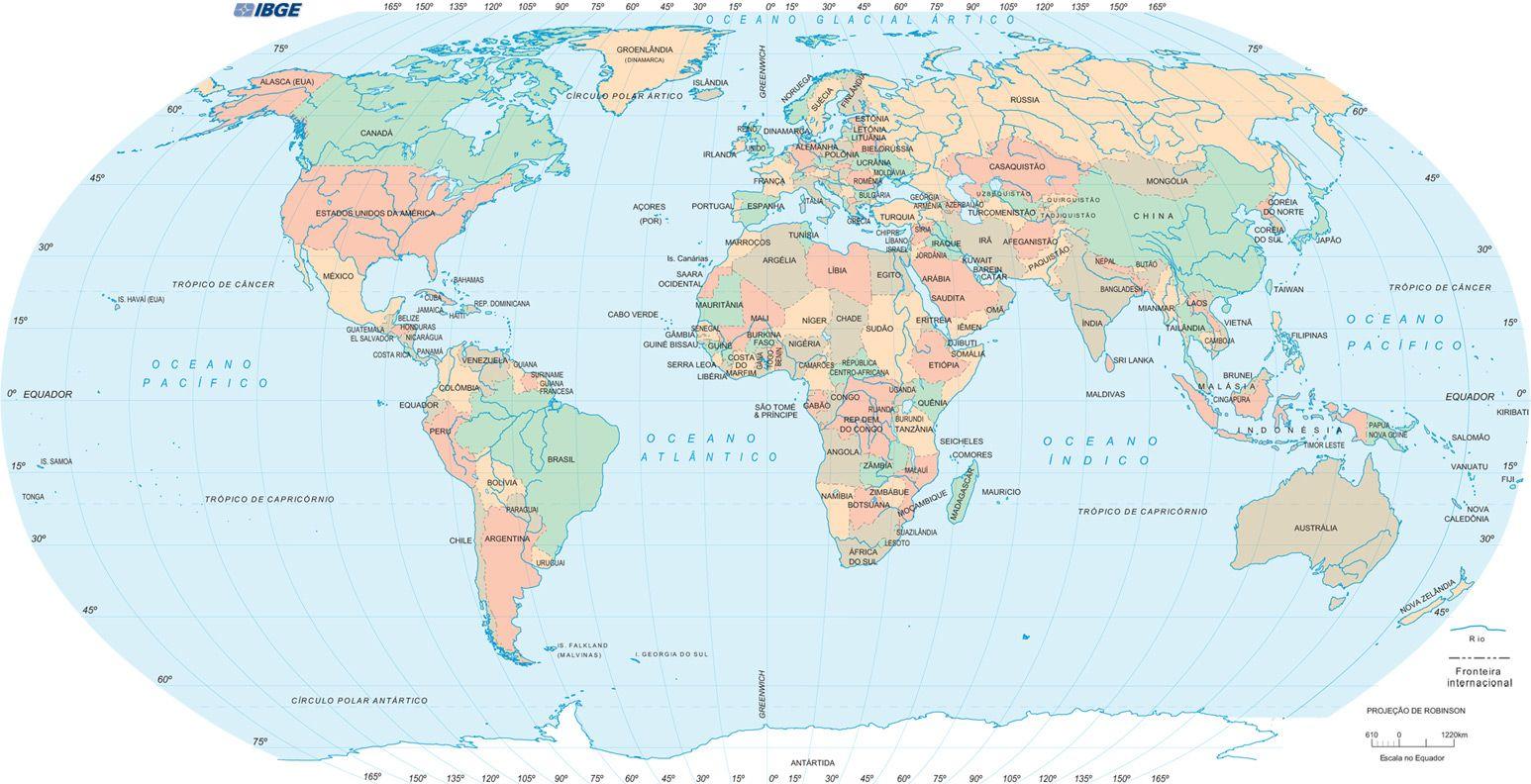10 Atividades Sobre Continente Africano Mapa Mundi Imagem Mapa Mundi Mapa Mundi Politico