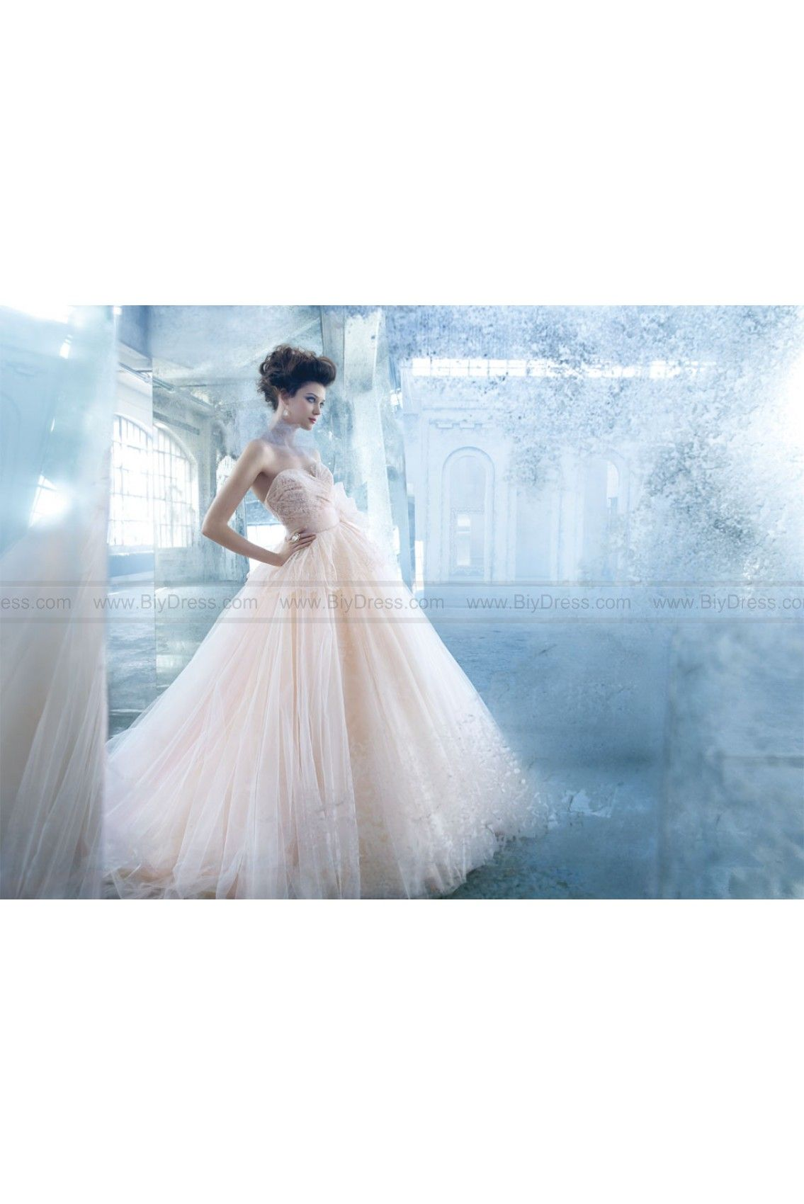 Lazaro Wedding Dresses Style LZ3300 - Lazaro - Wedding Brands ...