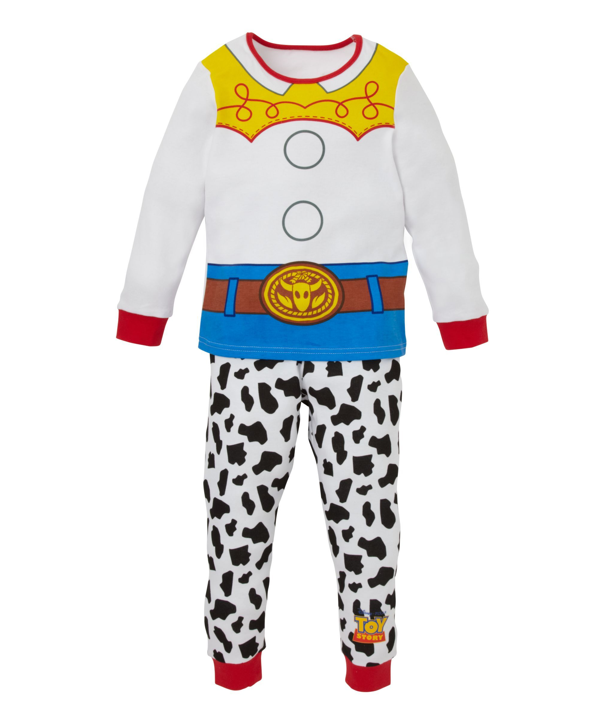 acc00c9b7 Disney Toy Story Jessie Dress Up Pyjamas