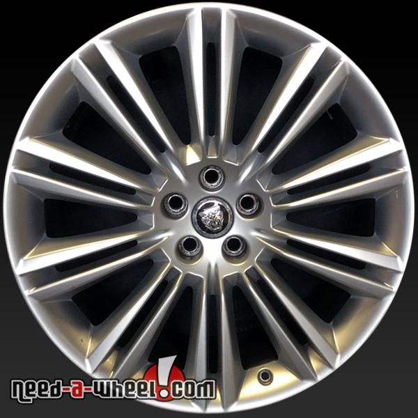 2010 2013 Jaguar Xk Oem Wheels For Sale 20 Silver Stock Rims