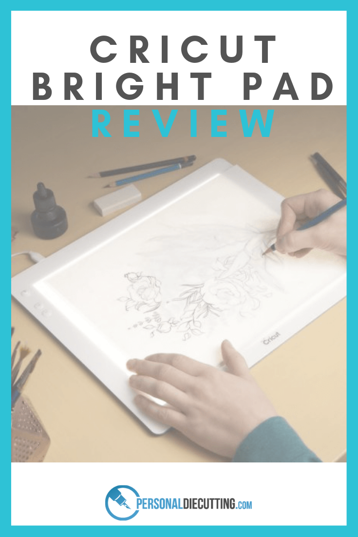 Cricut Bright Pad Review A Must Have Crafter S Tool Cricut How To Use Cricut Pad