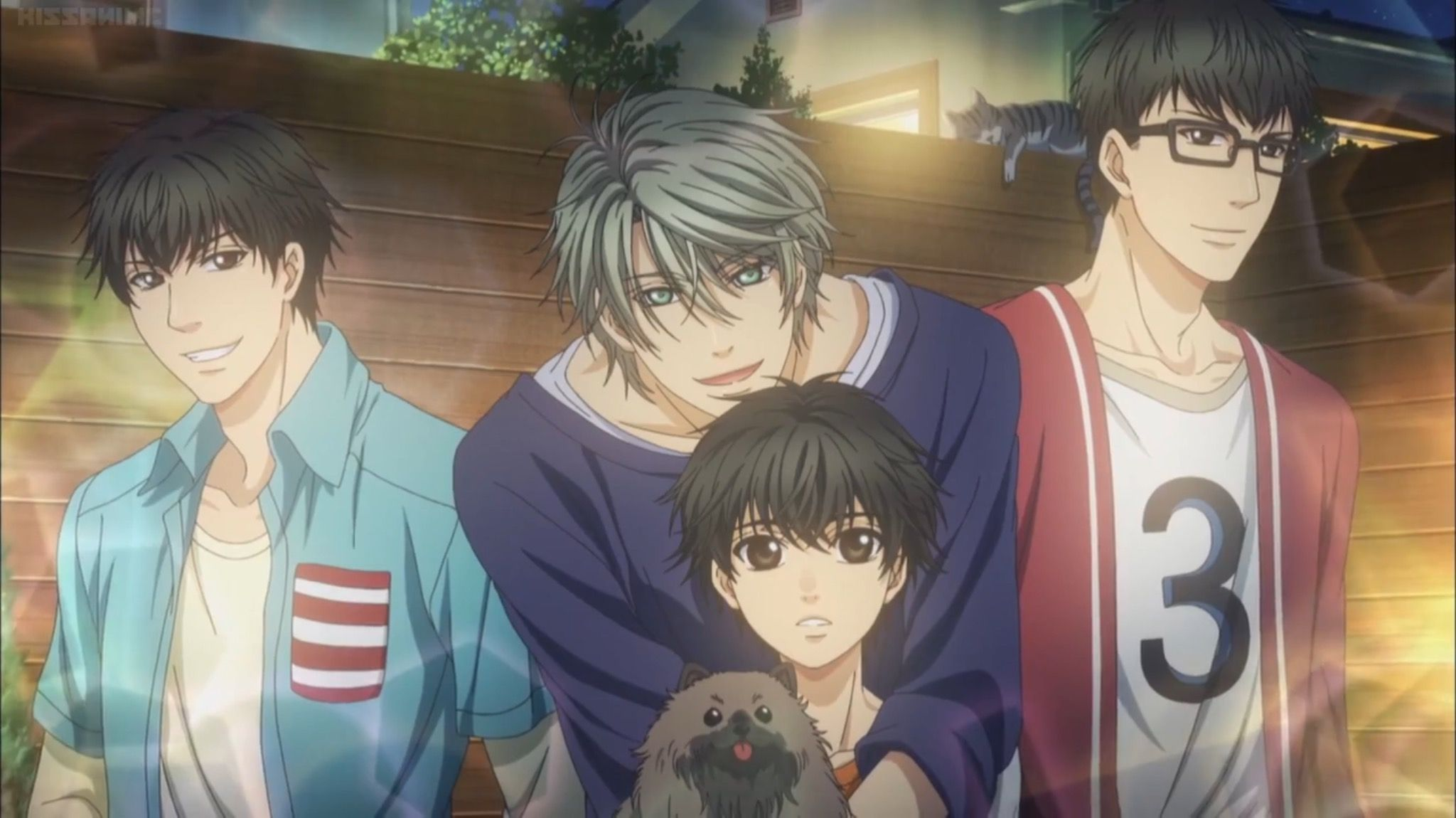 Super Lovers | Kaidou Family | SUPER LOVERS(スーパーラヴァーズ)