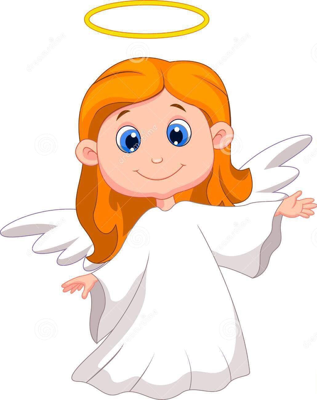 Pin by ANA sanchez on Angels   Angel cartoon, Angel, Angel art