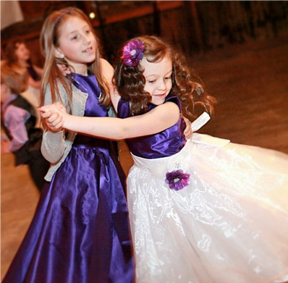 Julianna  Flower girl dress  you choose the by lillollipopsdesigns, $129.99