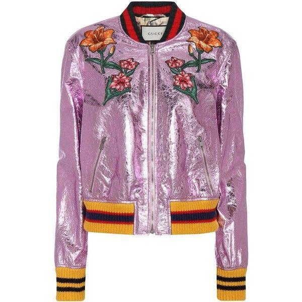 Gucci metallic jacket