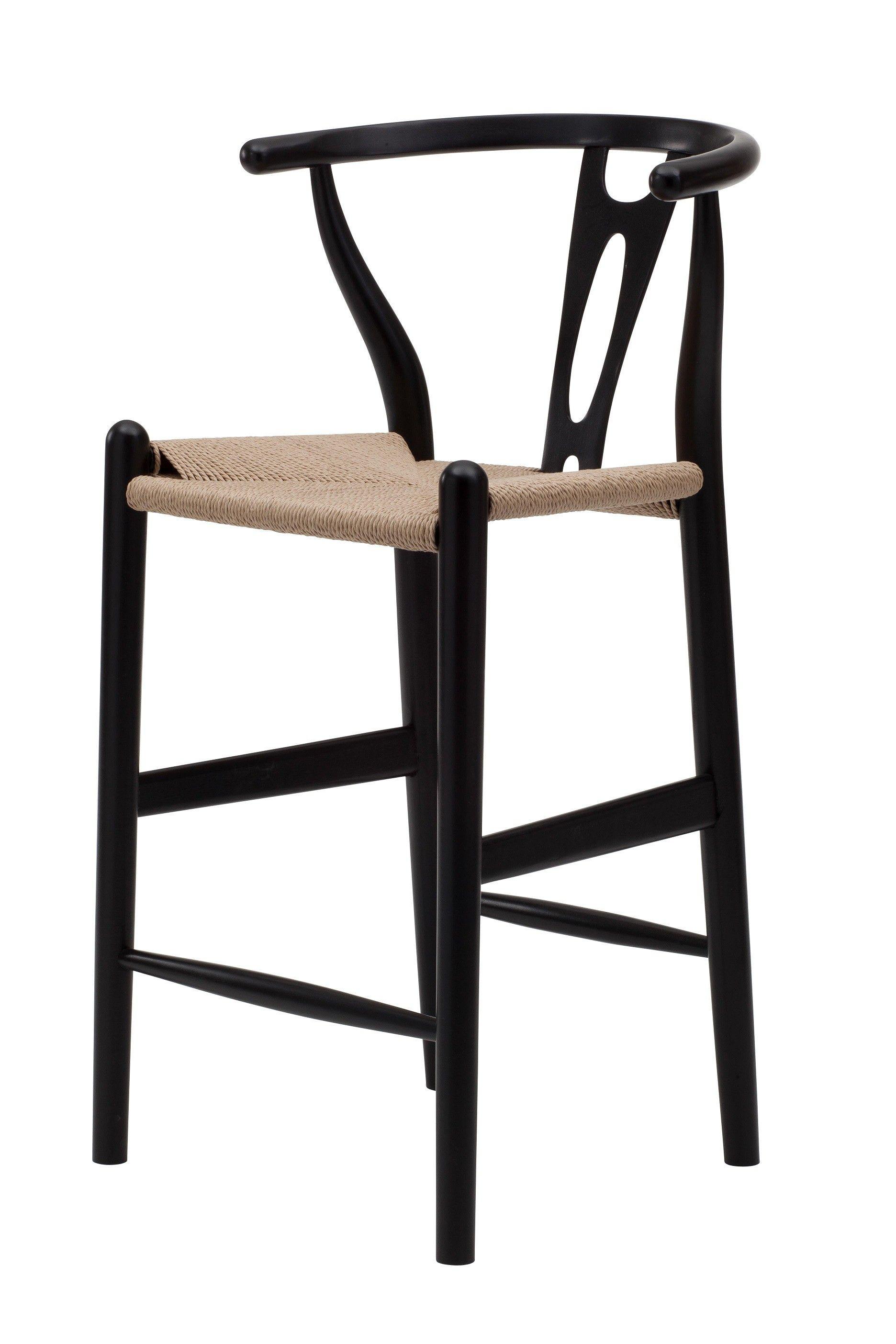 189 Hans Wegner wishbone replica stool Bar stools