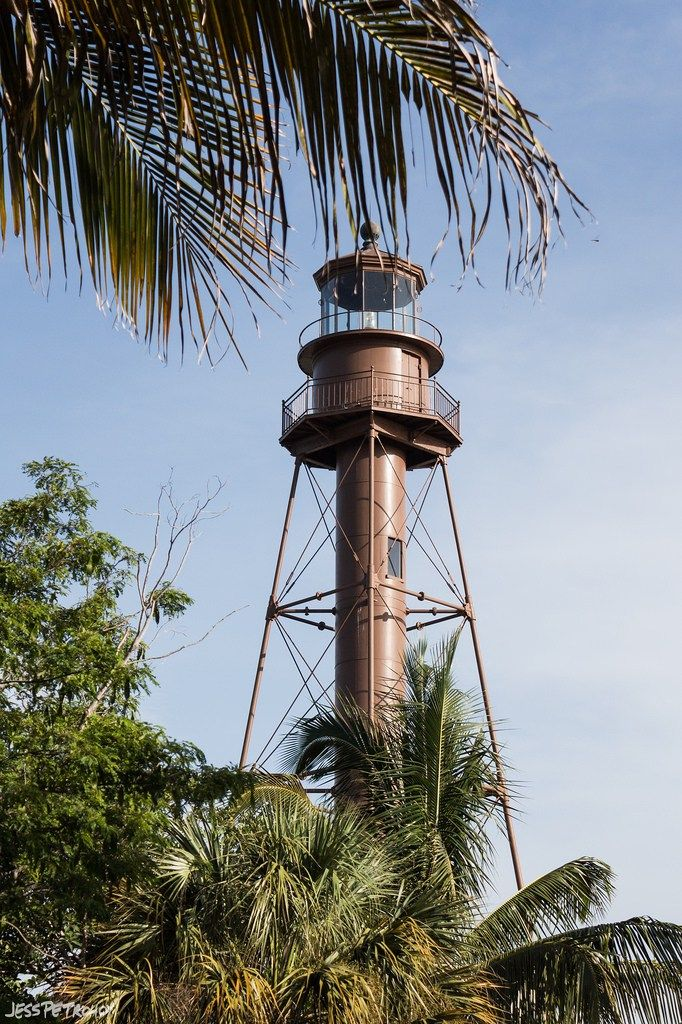 Sanibel Island Light Station Was The First Light Station On Floridau0027s Gulf  Coast North Of Key