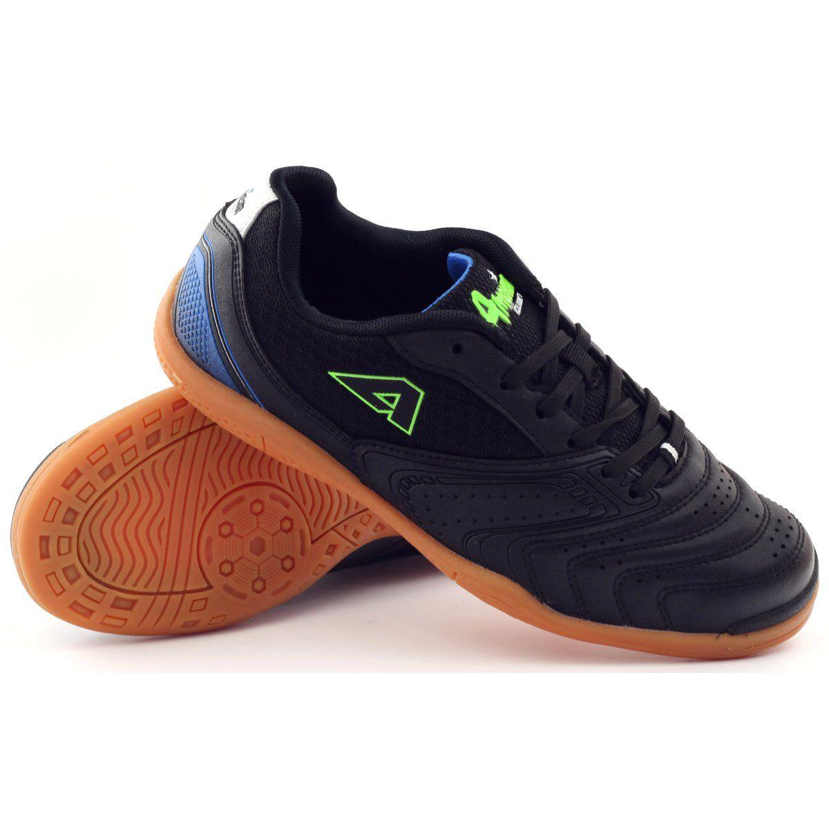 American Club Adi Buty Meskie Sportowe Halowki American 160709 Czarne Niebieskie Zielone Shoes New Balance Sneaker Sneakers