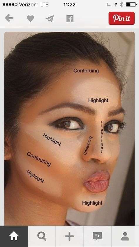 Photo of Highlighting | Makeup Brands List, Makeup Step By Step, Make Up Ideas Step By St…   #Brands…