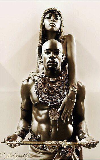 Sex čierna Afrika