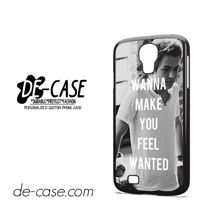 Hunter Hayes Quote DEAL-5425 Samsung Phonecase Cover For Samsung Galaxy S4 / S4 Mini