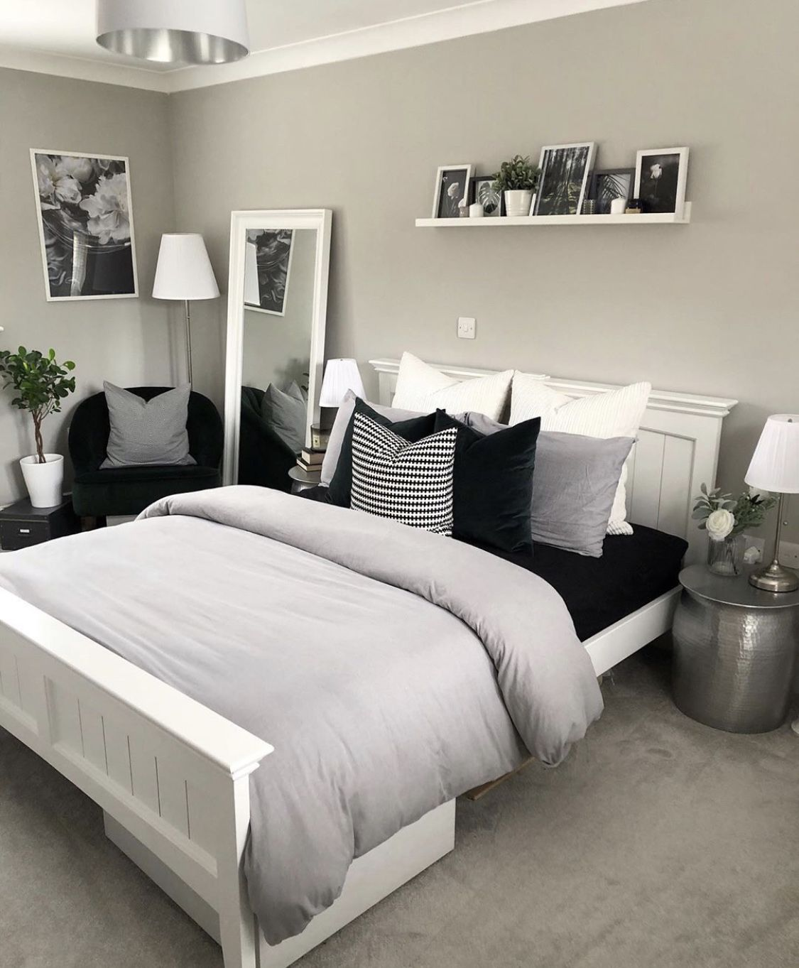 Grey Aesthetic Room Ideas