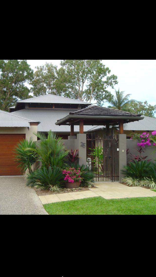 Tropical Garden Inspiration Re pinned by wwwboraboundcom Rocks