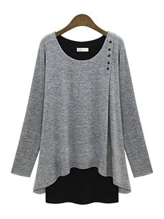 d1351c24819 16.79 Fashion Long-sleeved T-shirt. Cheap Clothes Online