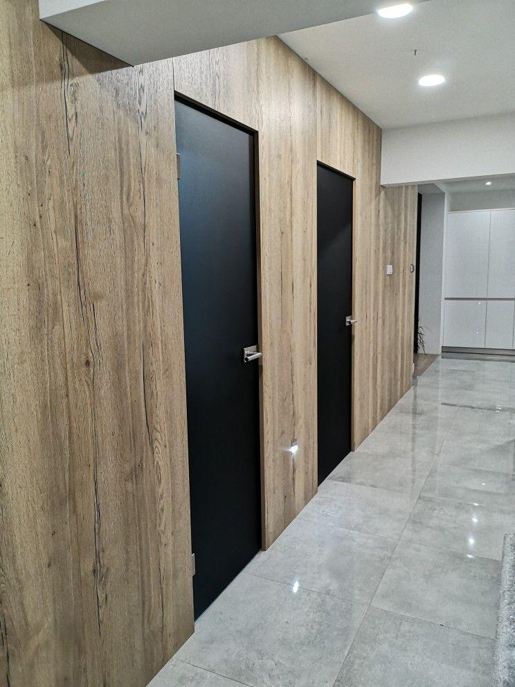 Halifax Egger Tubadzin Matelux Glass Door Interiery