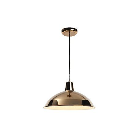 Perfect Manison Dome Copper Pendant Ceiling Light