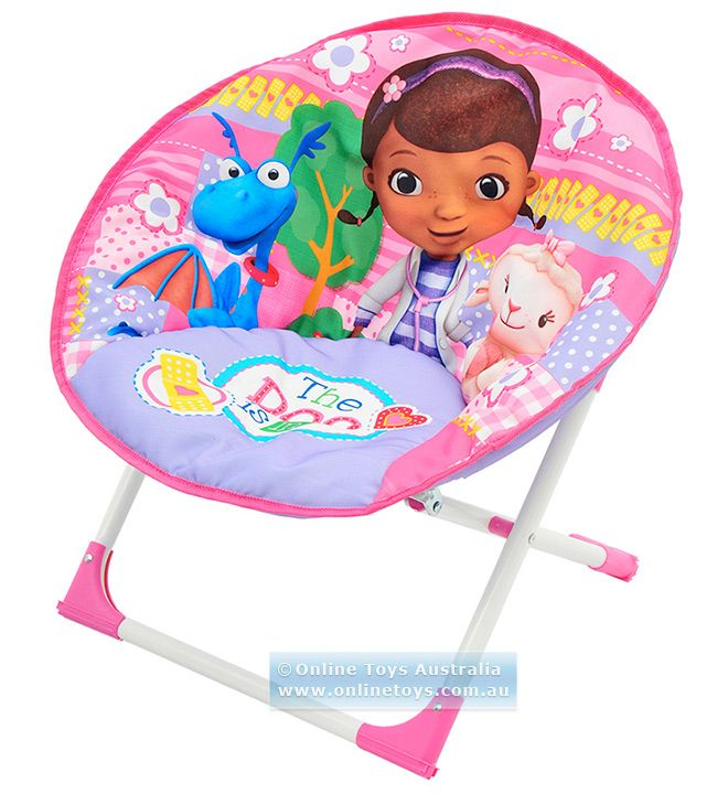 Sensational Moon Chair Doc Mcstuffins Online Toys Australia Chair Gmtry Best Dining Table And Chair Ideas Images Gmtryco