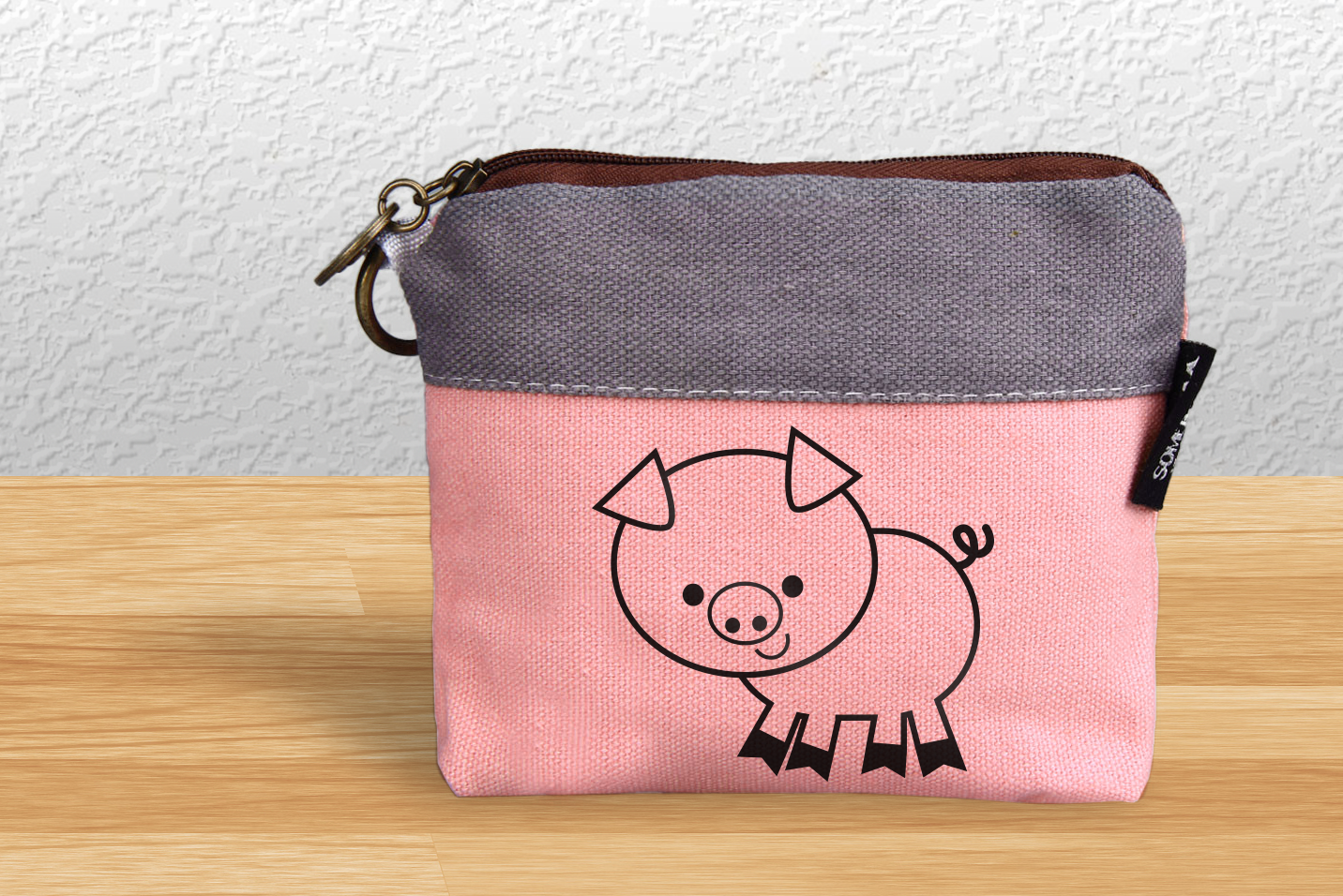 Download This little piggy went to market… This cute pig SVG design ...