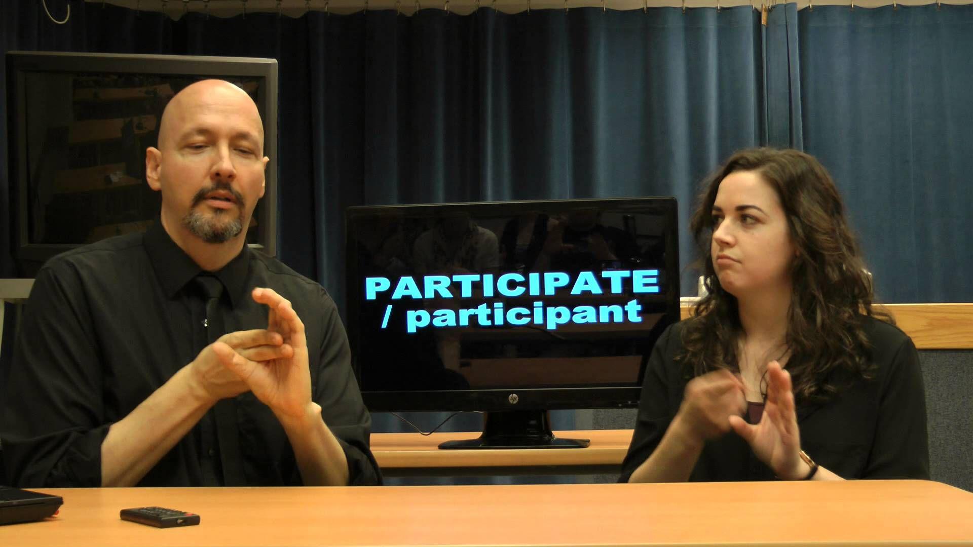 Dr Bill Vicars Medical Sign Language