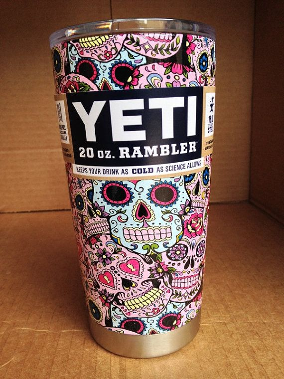 b2c45e55aab 20oz Hydro Dipped Yeti Cup - multiple patterns available   Products ...
