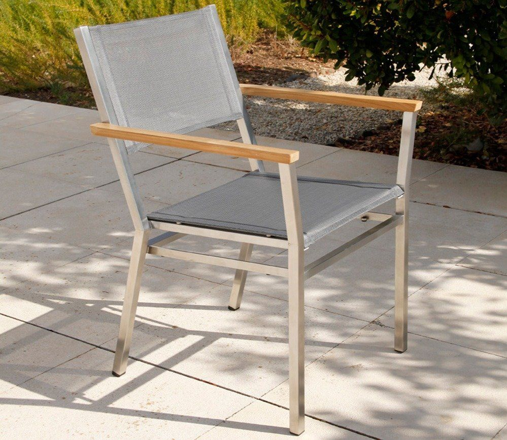 Barlow tyrie equinox stacking armchair