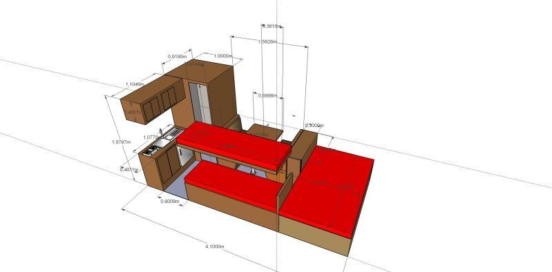 Imagen camper rv pinterest casas rodantes modernas for Casa rodante para parrilla